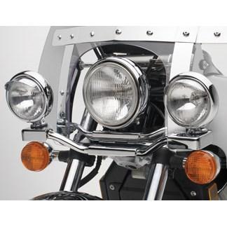 US HONDA 北米ホンダ純正アクセサリー その他外装関連パーツ クローム ライトバー (Chrome Light Bar)