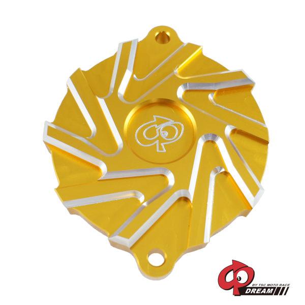 GP DREAM ジーピードリーム その他外装関連パーツ カムシフトカバー冷却セット カラー:ゴールド MSX125(GROM)