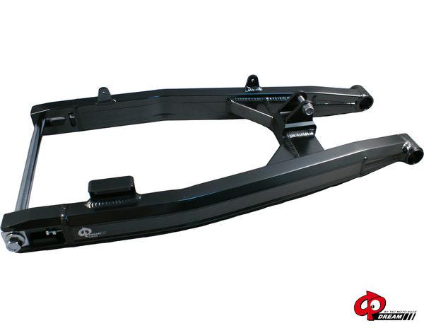 GP DREAM ジーピードリーム モノショックスイングアーム カラー:ダークグレー KTR 150