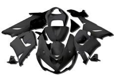YANASHIKI ヤナシキ フルカウル・セット外装 フェアリングキット (FAIRING KT) 【カラー】ブラック Ninja ZX636 ZX-6 R