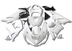 YANASHIKI ヤナシキ フルカウル・セット外装 フェアリングキット (FAIRING KT) 【カラー】無塗装 NinjaZX636 05-06