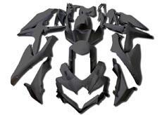 YANASHIKI ヤナシキ フルカウル・セット外装 フェアリングキット (FAIRING KT) 【カラー】ブラック GSX-R 600 GSX-R 750