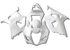 YANASHIKI ヤナシキ フルカウル・セット外装 フェアリングキット (FAIRING KT) 【カラー】無塗装 GSX-R1000 03-04