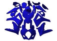 YANASHIKI ヤナシキ フルカウル・セット外装 フェアリングキット (FAIRING KT) 【カラー】ブルー GSX-R1000 07-08