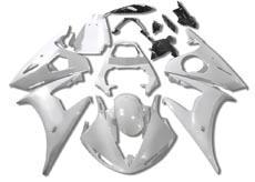YANASHIKI ヤナシキ フルカウル・セット外装 フェアリングキット (FAIRING KT) 【カラー】無塗装 YZF-R6 03-05 YZF-R6S 06-09