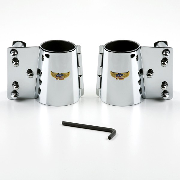 National Cycle ナショナルサイクル その他外装関連パーツ Heavy Duty(TM) マウントキット テーパーフォーク (Heavy Duty (TM) Mount Kit Tapered Forks)