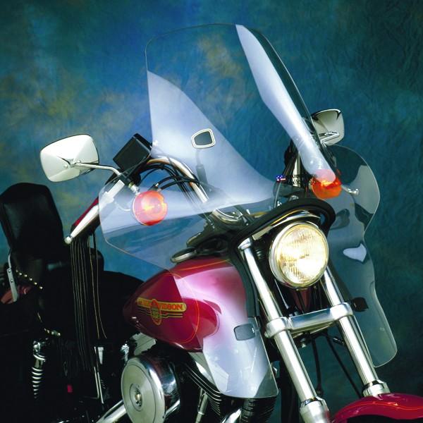 National Cycle ナショナルサイクル スクリーン Plexifairing 3(TM) ウインドシールド フェアリング (Plexifairing 3 (TM) Windshield Fairing)
