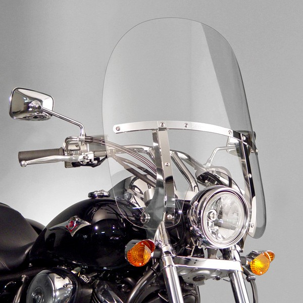 National Cycle ナショナルサイクル スクリーン SwitchBlade(R) 2-Up(R) クイックリリース ウインドシールド (SwitchBlade (R) 2-Up (R) Quick Release Windshield)