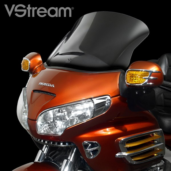 National Cycle ナショナルサイクル VStream(R) 補修ウィンドスクリーン ベントホールなし (VStream (R) Replacement Windscreen Without Vent Opening)