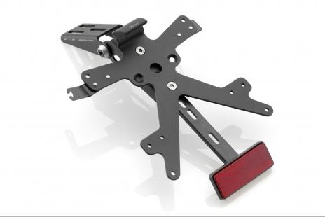 rizoma リゾマ ナンバープレート関連 FOX フェンダーレスキット(ナンバープレートサポートキット) (FOX License plate support) CBR600RR
