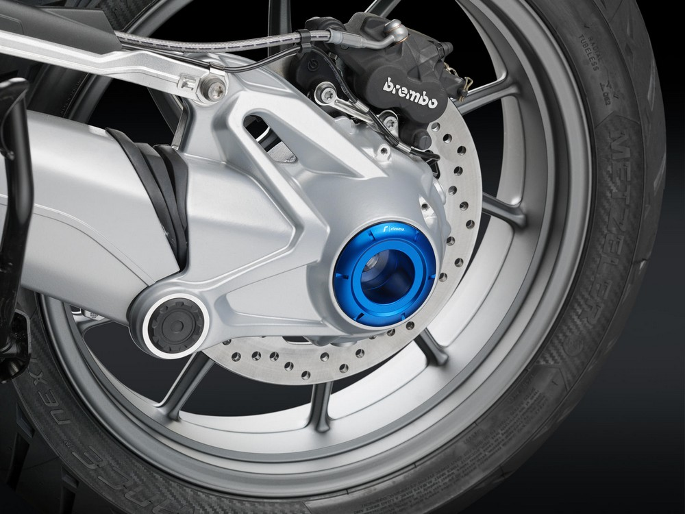rizoma リゾマ フレームカバー フレームホールキャップキット カラー:ブルー R1200GS