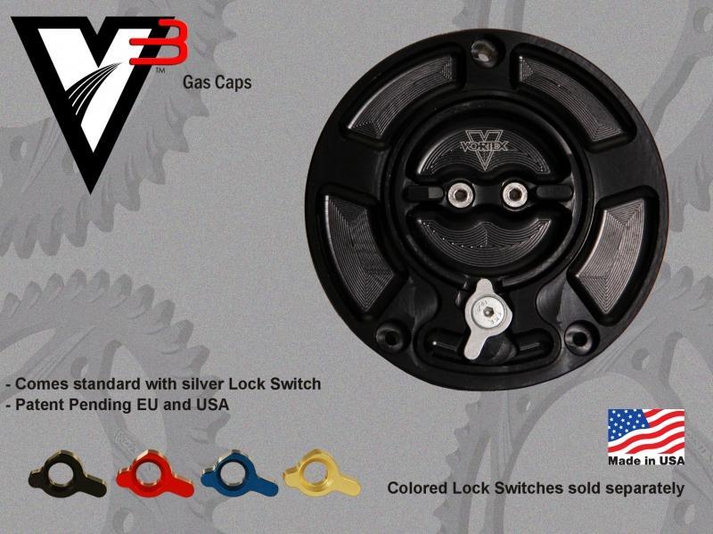 VORTEX ボルテックス タンクキャップ V3 燃料キャップ(V3 Fuel Cap)