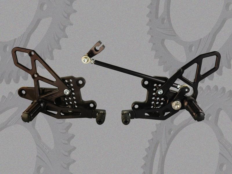 VORTEX ボルテックス バックステップ(Rear Set) CBR1000 RR 08-15