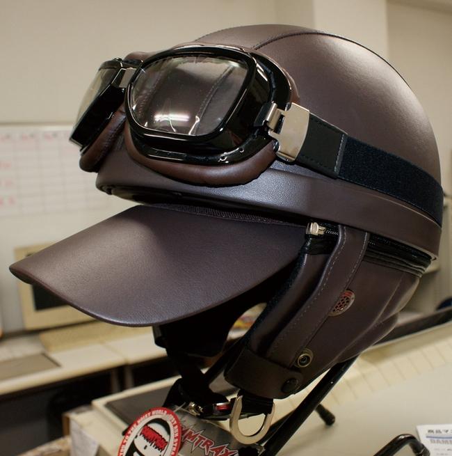 DAMMTRAX ダムトラックス 半帽タイプヘルメット バンディット ヘルメット