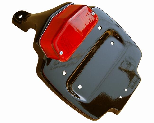 K&H ケイアンドエイチ ナンバープレート関連 ライセンスプレート W650用 W400 W650 W800