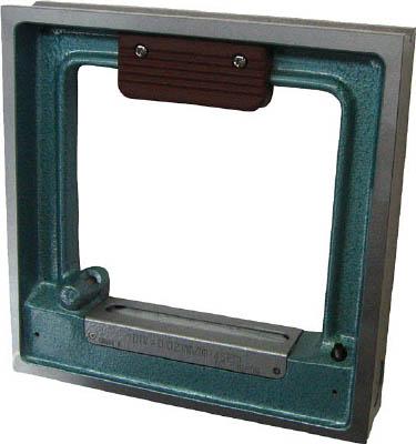 トラスコ中山 工業用品 TRUSCO 角型精密水準器 A級 寸法200X200 感度0.02