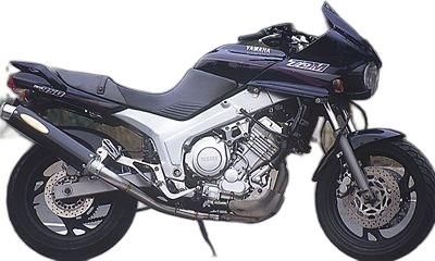 アサヒナレーシング ASAHINA RACING スリップオンマフラー エグテック 湾岸(ワンガン)スペシャルマフラー TDM850