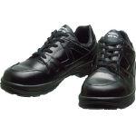 TRUSCO トラスコ中山 工業用品 シモン 安全靴 短靴 8611黒 28.0cm