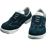 TRUSCO トラスコ中山 工業用品 シモン 安全靴 短靴マジック式 SS18BV 25.0cm