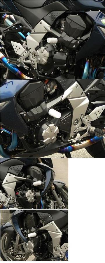 BEET ビート ガード・スライダー マシンプロテクター Z1000 (水冷) Z750(水冷)