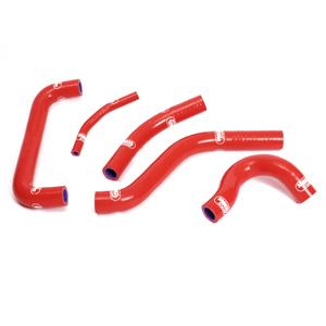 SAMCO SPORT サムコスポーツ ラジエーター関連部品 クーラントホース(ラジエーターホース) カラー:ブレイズ (限定色) RM Z 450 2004-2005