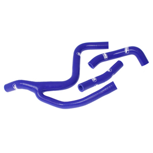 SAMCO SPORT サムコスポーツ ラジエーター関連部品 クーラントホース(ラジエーターホース) カラー:アイスホワイト (限定色) RM Z 250 2011-2012