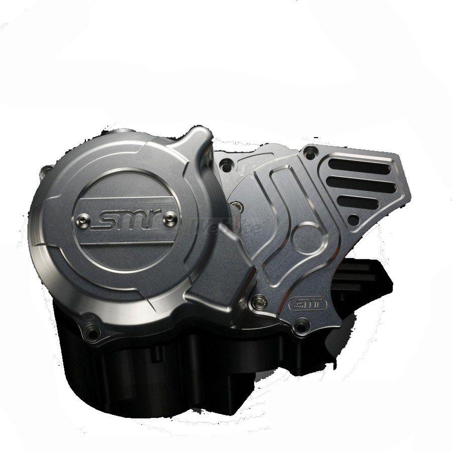 SMR Mini エスエムアール ミニ エンジンカバー CNC ステータカバー SMR ケース用 MONKEY