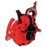 TRUSCO トラスコ中山 工業用品 REX 自動オープン転造ヘッド 50A