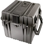 TRUSCO トラスコ中山 工業用品 PELICAN 0340 黒 520×520×489