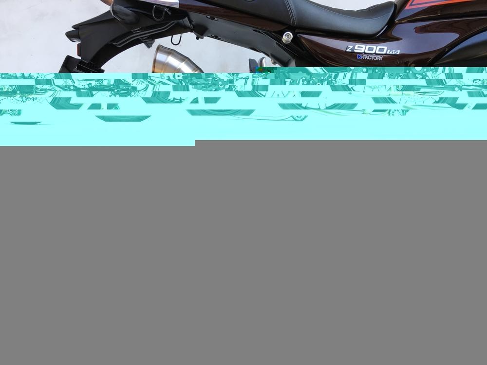 K-FACTORY Kファクトリー ケイファクトリー スリップオンマフラー 【車検対応】 STPスリップオン/テーパーサイレンサー 450L Z900RS