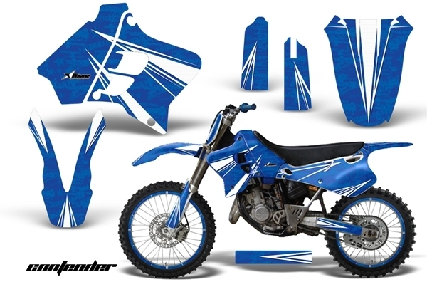 AMR エーエムアール AMR グラフィックデカール (フルキット) D-TRACKER [Dトラッカー] 04-07