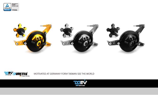 Dimotiv ディモーティヴ トランスミッションローリングカバー (Transmission Rolling Cover) C600S sport C650GT