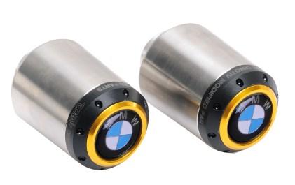 Dimotiv ディモーティヴ アルミハンドルバーキャップ(Aluminum alloy Handlebar caps) F650 GS 09-12 F800GS F800R