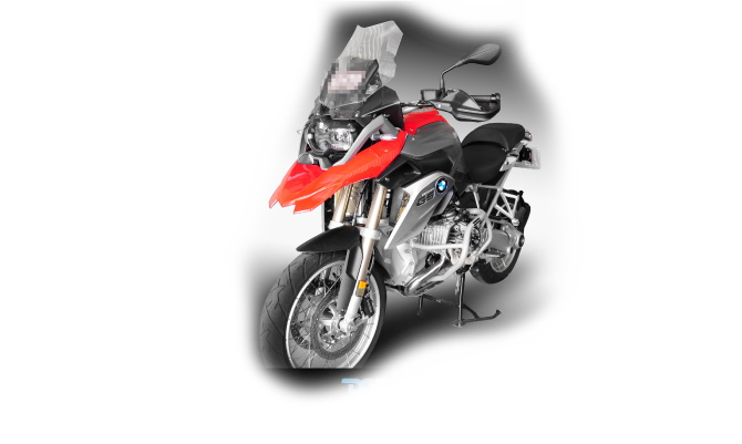 Dimotiv ディモーティヴ ハンドルポスト ハンドルバーライザー(Handlebar Raiser) カラー:ブラック R1200GS R1200GS Adventure