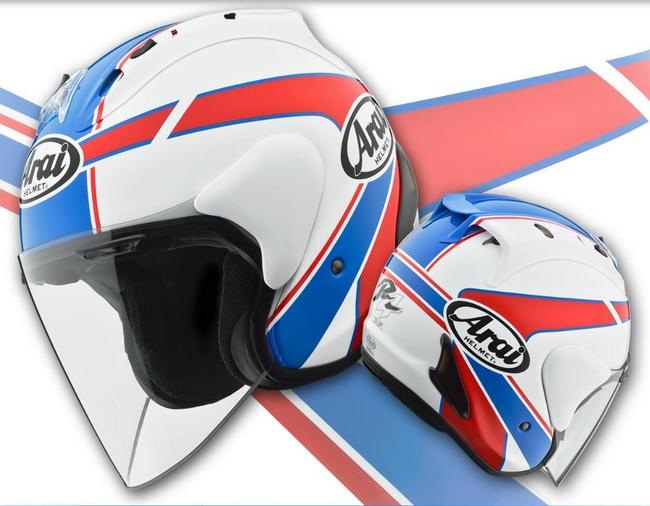 Arai アライ ジェットヘルメット SZ-RAM4 Schwantz [エスゼット ラム4 シュワンツ] ヘルメット サイズ:L(59-60cm)