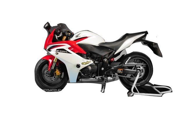 Dimotiv ディモーティヴ ステアリングダンパー ダンパーマウンティングキット (Damper Mounting Kit) カラー:ブラック タイプ:OHLINS用 CB600F CBR600F