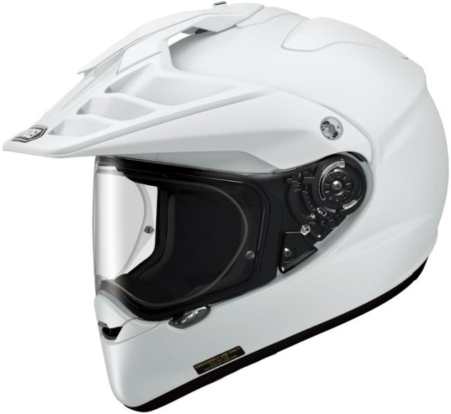 【在庫あり】【イベント開催中!】 SHOEI ショウエイ オフロードヘルメット HORNET-ADV [ホーネット-エーディーヴイ ホワイト] ヘルメット サイズ:M (57cm)