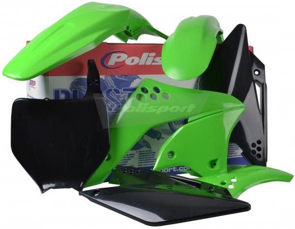 【在庫あり】POLISPORT ポリスポーツ フルカウル・セット外装 MX コンプリートキット (フルセット外装) KX250F