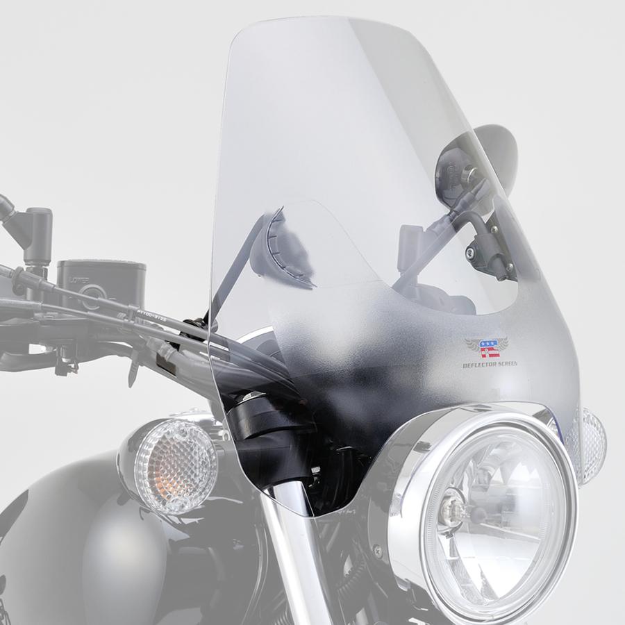 DAYTONA デイトナ NATIONAL CYCLE DEFLECTOR [ディフレクター] スクリーン Z125 プロ