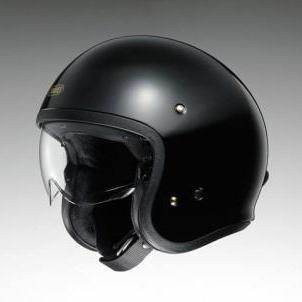 【在庫あり】【イベント開催中!】 SHOEI ショウエイ ジェットヘルメット J・O [ジェイ・オー ブラック] ヘルメット サイズ:XL