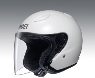 SHOEI ショウエイ ジェットヘルメット J-STREAM [ジェイ-ストリーム ホワイト] ヘルメット サイズ:M(57cm)