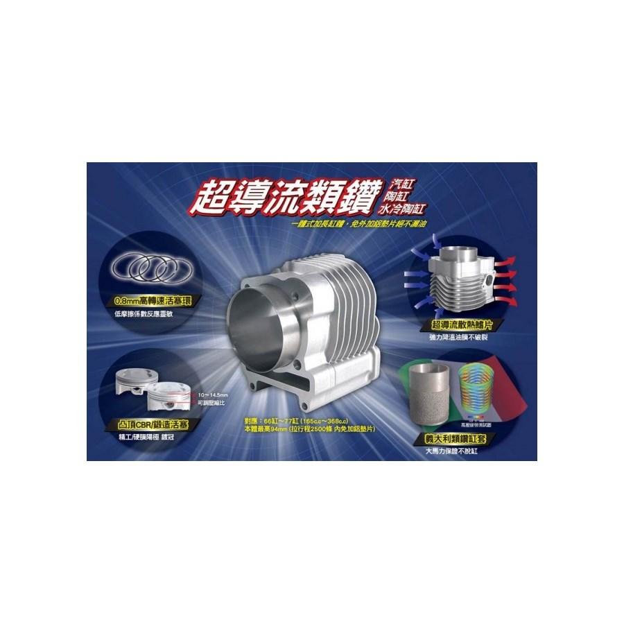KC-POWER ケイシーパワー ボアアップキット・シリンダー ボアアップキット シリンダーサイズ:71mm CYGNUS X JOG RS 100 RS Z 100 RS Zero 100