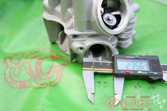 KC-POWER ケイシーパワー その他エンジンパーツ シリンダーヘッド JOG RS 100 RS Z 100 RS Zero 100