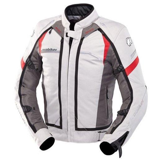 ファッションデザイナー PROBIKER プロバイカー PR-15 テキスタイル ジャケット, トツカワムラ 8db5086b