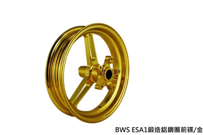NCY エヌシーワイ アルミ鍛造ホイール フロント用 BWS125 BWS 125