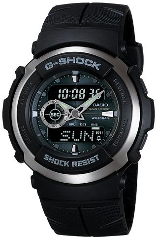 CASIO カシオ計算機 腕時計 G-SHOCK BASIC (Gショック ベーシック)