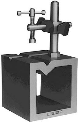 TRUSCO トラスコ中山 工業用品 桝型ブロック (B級) 200mm