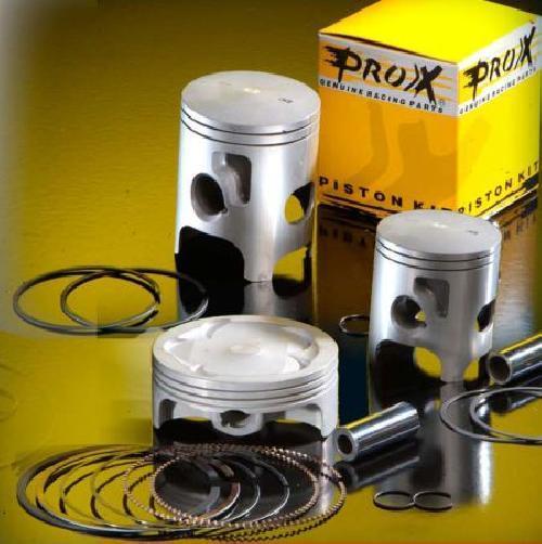 PROX ピストン Φ56.50mm SUZUKI TS125 1978-81/TSX125 1984-89用 (PROX PISTON FOR SUZUKI TS125 78-81, 84-89 TSX125 Φ56.50MM【ヨーロッパ直輸入品】)