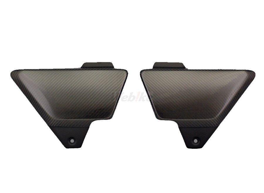 Force-Design フォルスデザイン カーボンサイドカバークラシック CB1100