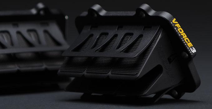ブイフォース その他吸気系部品 BOX 3 VALVES V-FORCE FOR HONDA【ヨーロッパ直輸入品】 CR500R (500) 85-01